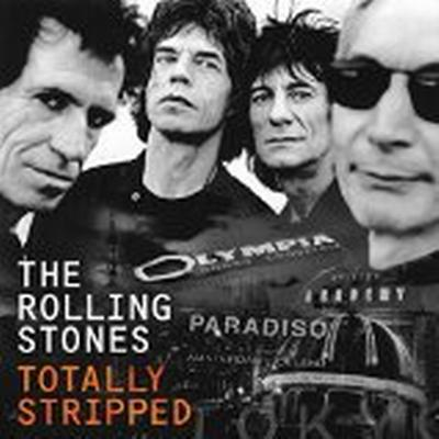 The Rolling Stones: Totally Stripped [4 x BD + 1 CD] [Blu-ray]